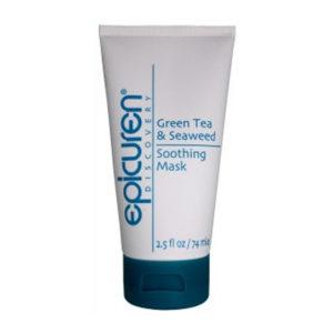 green tea and seaweed